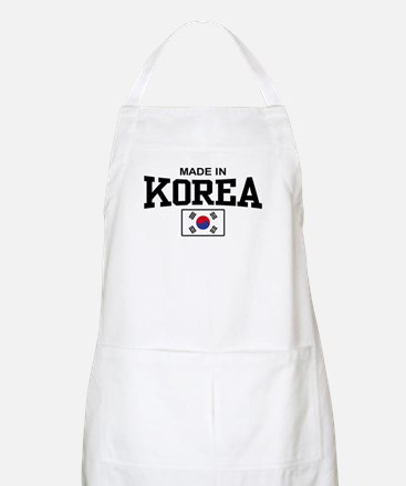 Made In Korea BBQ Apron