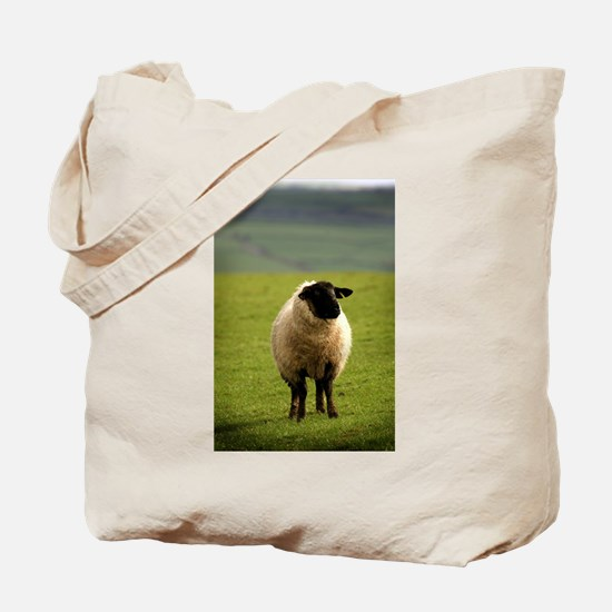 Lonely Sheep Tote Bag