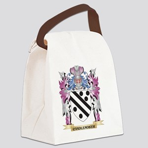 Candlemaker Coat of Arms (Family Canvas Lunch Bag