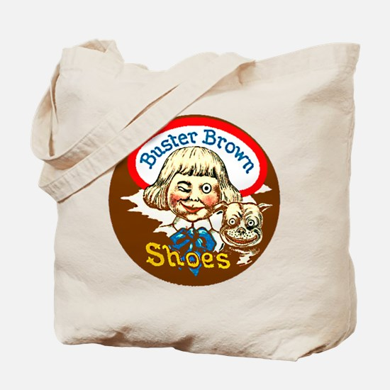 Buster Brown Shoes #1 Tote Bag