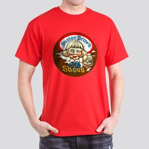 Buster Brown Shoes #1 Dark T-Shirt