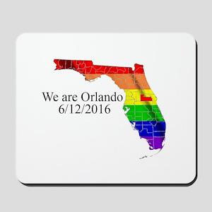 We are Orlando Mousepad