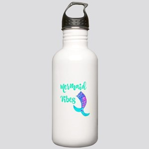 Mermaid Vibes with Mer Stainless Water Bottle 1.0L