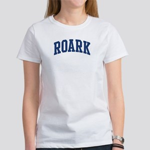 ROARK design (blue) Women's T-Shirt
