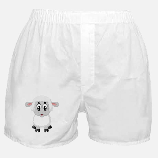 Sheep Boxer Shorts