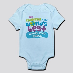 Water Polo Coach Gift for Kids Infant Bodysuit