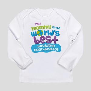Wedding Coordinator Gif Long Sleeve Infant T-Shirt