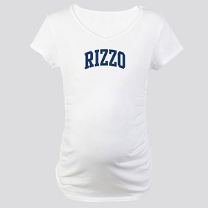 RIZZO design (blue) Maternity T-Shirt