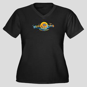 buckroe_logob12gdhkldojg Plus Size T-Shirt