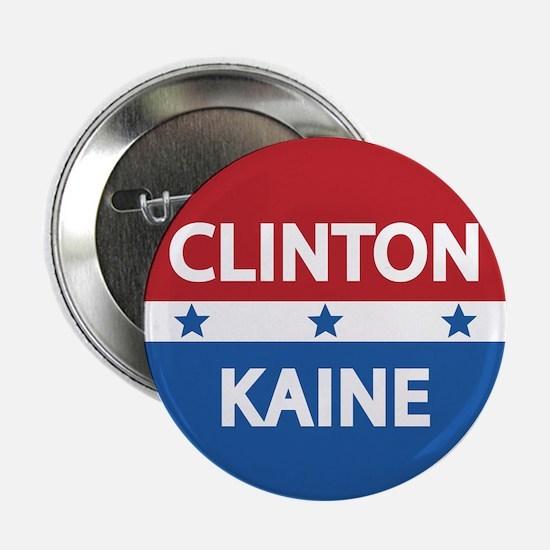 "Clinton Kaine 2016 2.25"" Button"