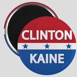 Clinton Kaine 2016 Magnets
