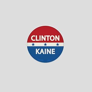 Clinton Kaine 2016 Mini Button