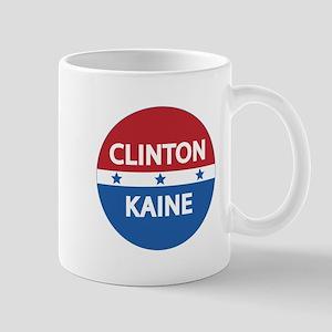 Clinton Kaine 2016 Mugs