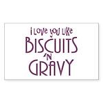 Biscuits and Gravy Sticker