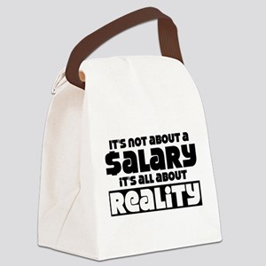 It's not about a salary it's all about reality Can