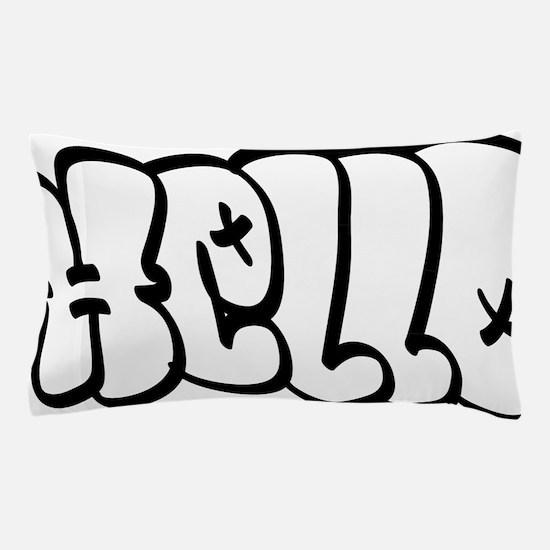 HELLO BUBBLES Pillow Case