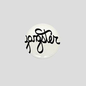 Gangster Mini Button