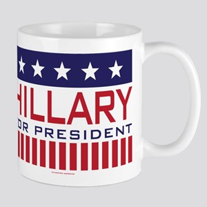Hillary Clinton for President 2016 Mugs