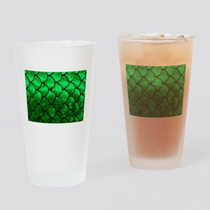 fish scales Drinking Glass