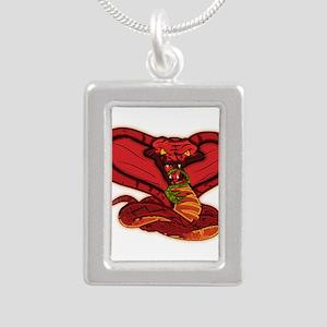 Evil Red Cobra Necklaces