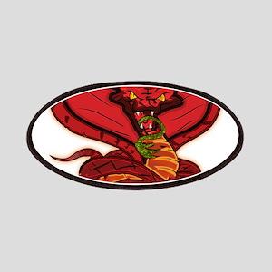 Evil Red Cobra Patch