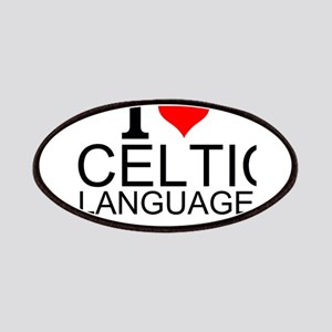 I Love Celtic Languages Patch
