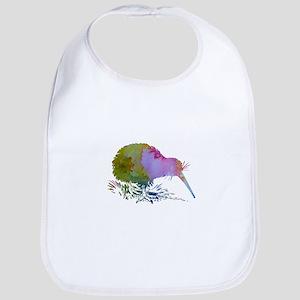 Kiwi Bird Baby Bib