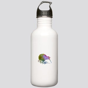 Kiwi Bird Stainless Water Bottle 1.0L