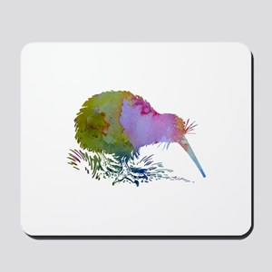 Kiwi Bird Mousepad