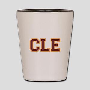 CLE Shot Glass