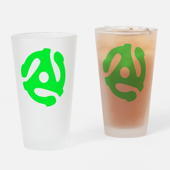 Cool 45rpm Drinking Glass