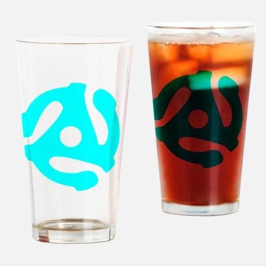 45rpm Drinking Glass