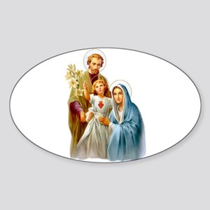 The Holy Family (Style 2) Sticker
