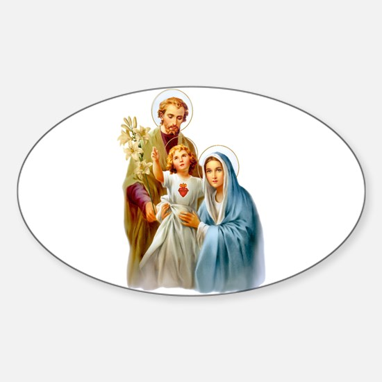 The Holy Family (Style 2) Decal