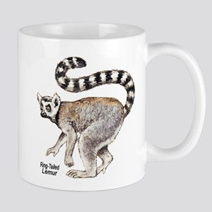 Ring-Tailed Lemur Mug
