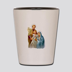 The Holy Family (Style 2) Shot Glass