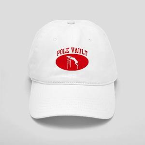 Pole Vault (red circle) Cap