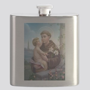 St. Anthony of Padua Flask