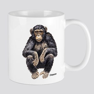 Chimpanzee Monkey Ape Mug