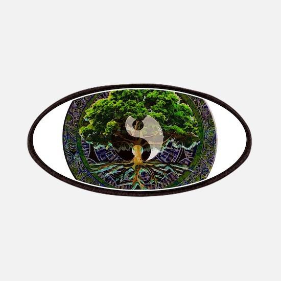Unique Yin yang Patch
