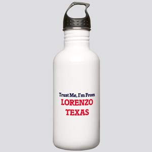 Trust Me, I'm from Lor Stainless Water Bottle 1.0L