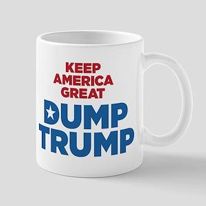 Keep America Great Dump Trump Mugs