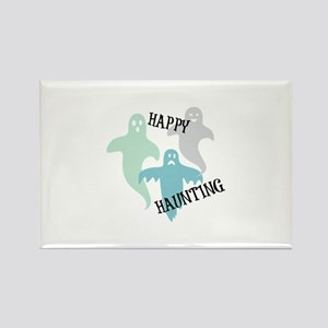 Happy Haunting Magnets