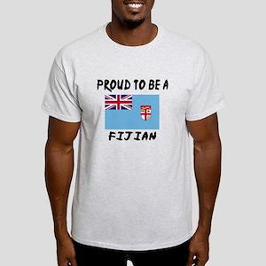 Proud To Be Fijian Light T-Shirt