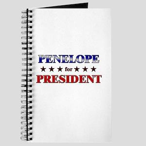 PENELOPE for president Journal