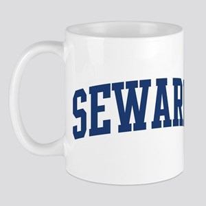 SEWARD design (blue) Mug