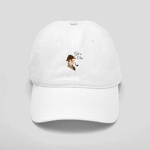 Sherlock Holmes Clue Baseball Cap