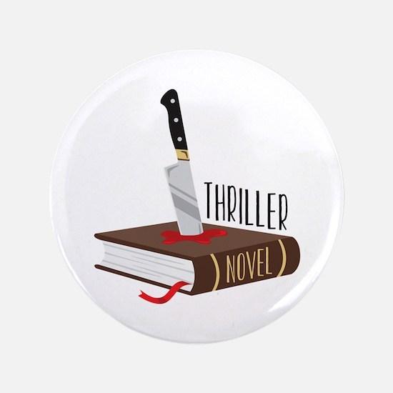 Thriller Novel Button