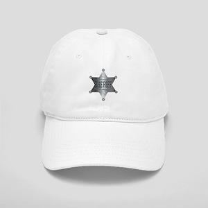 Sheriff Badge Cap