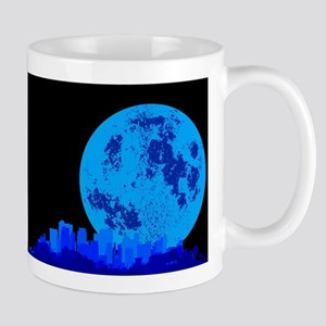 Blue City Mugs